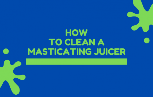 how-to-clean-masticating-juicer